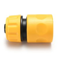 Wholesale Top Quality Plastic Water Pipe Tube Plumbing Connector Garden Washing For Hose Coupler Garden Tool Accessories