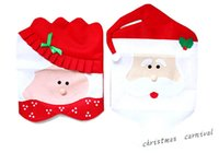 bear chair - 2016 Christmas table decoration chair sets of Christmas gift items