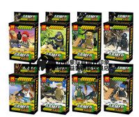 army toy - Squad Navy Seal Team SWAT Army Police Minifigure Building Blocks Brick Action Toys for Kids Compatible With LegoMinifigure