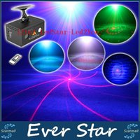 aurora blue laser - New Disco Dance Lumiere RGB LED Party Atmosphere Lights RG Sky Aurora Water Wave Effect Laser Light Professional Stage Lighting