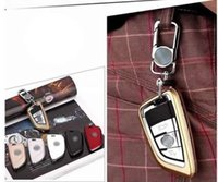 Wholesale Zinc alloy ABS plastic car key case for bmw NEW X5 F15 NEW F16 X6 Active Tourer i I
