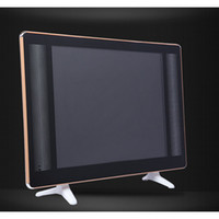 Wholesale 17 quot HD LED TV Clear Vision W Special Design Fashionable Energy saving Environmentally Friendly Television