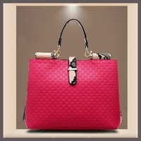 Wholesale Factory Direct Hot Sales Stars Famous Luxury Fashion Women Genuine Leather pu Bags lady knit Handbag Zipper Messenger Bags Shoulder Bag