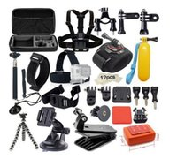 Wholesale GoPro Hero set of piece sets in one suit in one set of self timer rod buoyancy rod xiaoyi accessories set