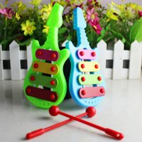 Wholesale 10 Brand New Kids Guitar Toy Baby Musical Instruments Toys Gifts TY02111