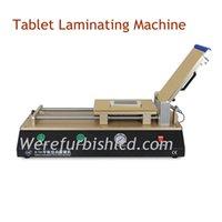 100W auto laminator - Auto automatic Vacuum OCA film Laminating machine Polarizer Film Laminator with vacuum pump air compressor for iPhone for Tablet for Samsung