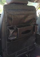 auto multi drink holder - Multi Auto Black Car Back Seat Organizer Holder For Ipad Tablet PC Tissue Drink Cheap car pretty