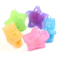 Wholesale Portable Soap mixed batch star decal tablet Mini flower Soaps paper washing cleaning Hands Eliminating Odor Kitchen Bar outdoor
