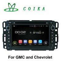 auto impala - Touch Screen Quad Core Android Auto Stereo Car DVD For GMC Acadia Savana Sierra Denali Yukon Tape Recorder GPS Navi Quad Core