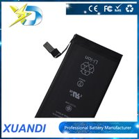 battery cell test - Internal replacemen battery For iphone S Plus s Plus Built in Cell Phone Li ion Replacement Battery Tested battery Mobile accessory
