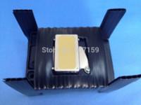 Wholesale 100 Original amp new F185000 printhead print head for Epson C110 C120 T30 T33 T1100 T1110 TX510 ME1100 printer