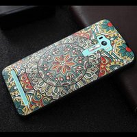 asus suppliers - case supplier New Arrival Top quality TPU Ultra HD D Stereo Relief Painting Back Cover Case For Asus Zenfone Selfie ZD551KL Mobile