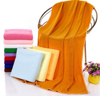 beaches car wash - thin nano microfiber towel wash car towel hair towel beach bath towel cm with good price