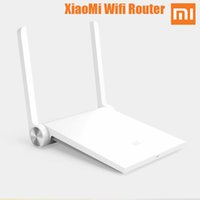 Wholesale Original Xiaomi Router Mi Smart Wifi Router Dual band GHz GHz Mbps Wi Fi ac Support iOS Android APP with USB Port