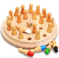 baby train games - Children s educational toys Toys Wooden memory chess wooden toy train baby memory Match Stick Chess Game Educational Toys Gift