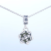 bee charm pandora - GW Bee Flying in the Flowers Charms made from sterling silver fit pandora style bracelets and chains jewelry No70 lw S438