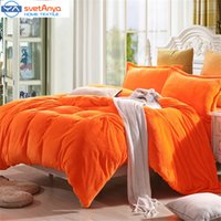 bedclothes blankets - Svetanya Fleece winter blanket warm soft Bedlinen multisize soft fitted sheet pillowcase duvet cover bedclothes