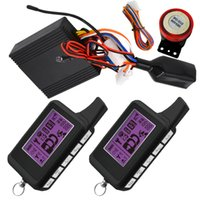 Wholesale 2 way motorcycle alarm security system is with remote anti robbery function