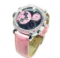 Wholesale 16G P Lady Design Camera Watch with IR Night Vision Function SP1206