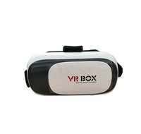 best smartphone cases - 2016 Best VR BOX for IOS Android System Smartphone Head Mount Adjustable Plastic Rift Google Cardboard D Glass Movie with Controller