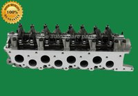 Wholesale 4D56 D56T D4BH TD v complete Cylinder head assembly ASSY for Kia Besta Bongo Hyundai H1 H100 Mitsubishi MD348983