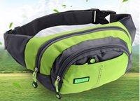 big golf bags - Waterproof big capacity men women outdoor sports riding climbing waist bag shoulder bag chest pack mobile phone bag purse wallet