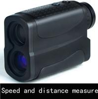 Wholesale Hot Sale M Hunting Golf Laser Range Finder Waterproof Rangefinder Distance and speed Measurement