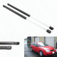 Wholesale 2pcs set car Rear Hatch Liftgate Tailgate Gas Charged Lift Support For Ford Focus S2 SE SVT ZX3 ZX5