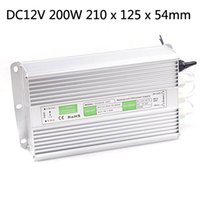 Wholesale AC110V V DC V W w w Led Outdoor Waterproof Transformer Led Driver Switch Power Supply Ip67