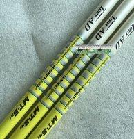 Wholesale New Tour AD MT Golf shafts golf wood shaft pc golf Club shaft R or S Flex driver shaft
