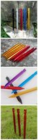 beach pegs - hot cm Tent Peg Nail Aluminium Alloy Stake Camping Equipment Outdoor Traveling Tent Building Beach Tent Pegs Bail