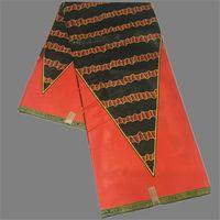 batik dress material - Fashionable lady dress material super batik cloth African real print wax fabric for clothing WF526 yards