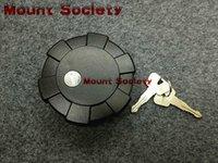 Wholesale Dirt motorcycle black Fuel Gas Tank Cap Lock For DT125 TW200 Fuel tank cap lock