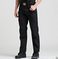 Wholesale mens cargo Trousers Ix7 Tactical multi pockets casual high quality sportswear classic sport In The City Many Secret Pants