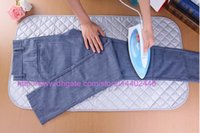 Wholesale 20pcs Home Iron Anywhere Dryer Clothing Ironing Mat Pad Board Travel Magnetic Resistant Free DHL FEDEX Shipping
