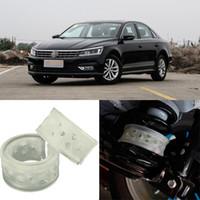 Wholesale 2pcs Super Power Rear Car Auto Shock Absorber Spring Bumper Power Cushion Buffer Special For Volkswagen Passat