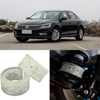 Wholesale 2x Super Power Rear Car Auto Shock Absorber Spring Bumper Power Cushion Buffer Special For Volkswagen Passat