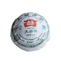 al por mayor pu erh de la salud-Yunnan Pu'Er té de primavera crudo puer té seco granero Yunnan Menghai chino puer té pérdida de peso salud bebida Freeshipping