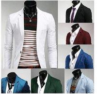 Wholesale man spring casaco blazer masculino suits for men blazers suit men s jacket male mens designs blaser jackets gents