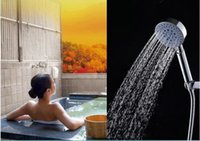 Wholesale High Pressure Shower Head High quality Bathroom Accessroies ABS material inch Hand hold Shower Head