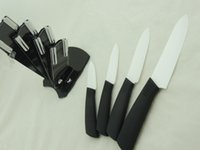 Wholesale Web Shop Gift Ceramic Knives Set Household Kitchen Sharp Chop Knives Selling of Factory Price