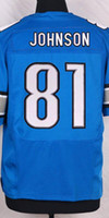 lit jr al por mayor-Hombres Elite Jersey # 9 Matthew Stafford 81 Johnson 11 Marvin Jones Jr 15 de oro Tate III 21 Ameer Abdullah blanco azul claro jerseys