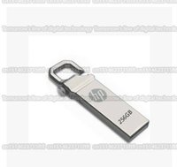 Wholesale DHL delivery GB GB GB GB High quality HP v250w USB flash drive pendrive USB memory stick USB External storage disk