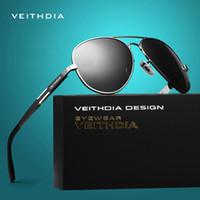 anti glare eyewear - sunglasses for men Safe Sport Sunglasses polarized aluminum magnesium Sun glasses Mirror Driving Eyewear Anti Glare outdoors goggles hot