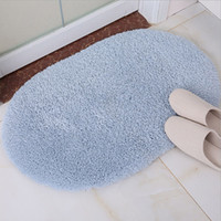 Wholesale New Absorbent Soft Memory Foam Bath Bathroom Bedroom Floor Shower Mat Rug Non slip High Quality cm