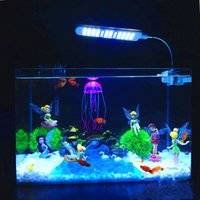 Wholesale New hot fish tank aquarium decoration Flower Fairy dolls ornament Water Landscape aquarium background