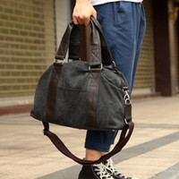 Best Canvas Weekend Bag Men to Buy | Buy New Canvas Weekend Bag Men