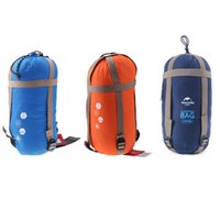 Wholesale New Multifuntion Mini Ultra light Portable Envelope Outdoor Sleeping Bag Camping Travel Hiking Bag g Colors