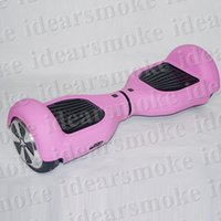 Wholesale 6 inch Two Wheels Smart Self Balancing Electric Scooters Drifting Oxboard Electric Personal Transporter Hoverboard silicone