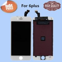 Wholesale For IPhone plus No dead pexel AAA quality LCD Touch Screen Display For Replacement Part DHL
